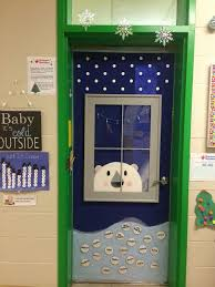 classroom door with window. Brilliant With This Is My Preschool Classroom Door My Hubby Built The Frame Of Window  And Put Plexiglas For Window He Cut Bear Out High R Sheeting I  For Classroom Door With Window H