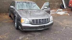 2002 Cadillac deville dhs signs of head gasket issues. Starts ...