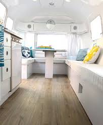 Airstream Interior Design Minimalist Unique Inspiration Ideas