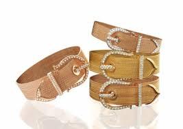 bizzotto gioielli the golden buckle unique belts for the wrist