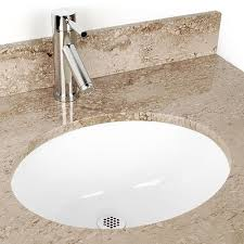 oval undermount bathroom sinks. Modren Undermount Du0027Vontz Ceramic Oval Undermount Bathroom Sink  Wayfair Throughout Sinks X