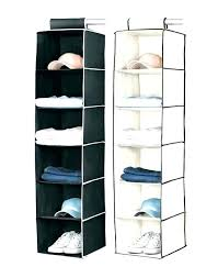 wardrobe hanging storage design of hanging shelves closet shelf organizer hanging shelves organizer fine design hanging