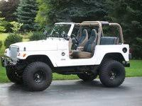 1999 jeep wrangler overview