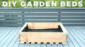 free standing garden bed beds stand up stirring plans planters box bags home design raised how standing garden bed