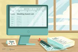 Microsoft Office Address Book Template Free 7 Free Wedding Guest List Templates And Managers