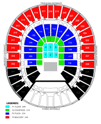 Thomas And Mack Center Seating Chart Unlvtickets