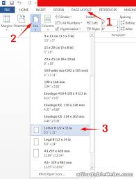 short size short bond paper size in microsoft word computers tricks tips 30616