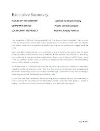 Format For An Executive Summary Project Report Writing Template Executive Summary For Format