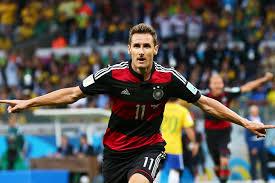 Germany Miroslav With Klose From Goalscorer Duty Online Retires Record - World-cup Irish Mirror International dbeedfecdccdbe|Buffalo Shut Out The Washington Redskins