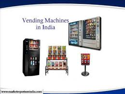Vending Machine Brochure Best Retail Sales By Vending Machines In India YouTube