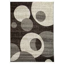 cool dark brown area rugs with circles motif for floor decor ideas direct winchester va raymour and flanigan home depot target ru flooring wildlife