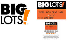Big Lots Credit Card Accounts are offered by Comenity Capital Bank which  determines qualifications for credit and promotion eligibility