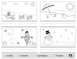Spanish for Kids - Woksheets