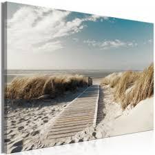 Strandbilder Und Meer Bilder Auf Leinwand Maritime Wanddeko