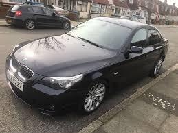 BMW 5 SERIES, 525D M Sport 2006 2.5 Diesel Carbon Black | in ...