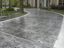 Decorative Concrete Overlay Installing Decorative Concrete Overlays In Your Home To Make