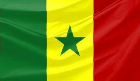 Resultado de imagen de bandera de senegal