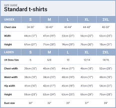 Gildan Premium Size Chart Our Standard T Shirt The Gildan Softstyle Ramp Blog