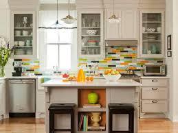 kitchen backsplash glass subway tile. Glass Subway Tile Backsplash: Light, Color, Action! Kitchen Backsplashes Kitchen Backsplash Glass Subway Tile