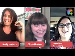 Talking about THRIVE with Addy Molony, Samantha Pasley and ...
