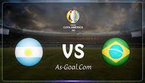 نتيجة مباراة البرازيل والأرجنتين في نهائي كأس كوبا أمريكا 2021