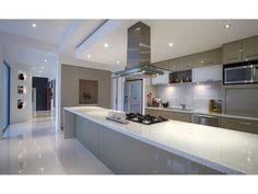 Small Picture EXTREME Contemporary minimal high gloss kitchen design in private