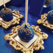 Blue And Gold Baby Shower Decorations Blue And Gold Baby Shower Inspirations Navy Blue Gold Baby
