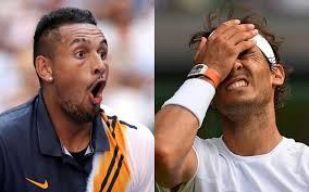 Wimbledon 2019: Nick Kyrgios' brother abuses Rafael Nadal in ...