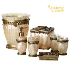 Awesome Bathroom Accessories Set Sale Photos Home Decorating