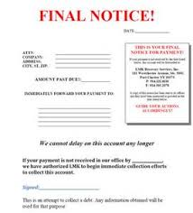 Sample Debt Collection Letter By Attorney - Letter Of Recommendation