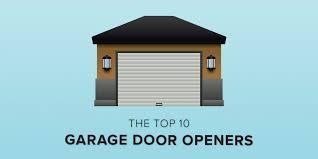 top 10 garage doors10 Garage Door Openers with Smart Home Capabilities  SafeWise