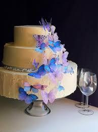 Wedding Cake Topper The Original Edible Butterflies Assorted