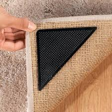 rug grippers for carpets corner grips set of 8 to carpet gripper uk