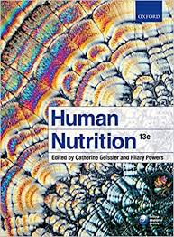 Human Nutrition 13th Edition