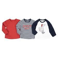 <b>Футболки</b>, рубашки для маленьких мальчиков <b>La Redoute</b> ...