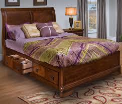 New Classic Bedroom Furniture New Classic Sheridan Queen Storage Bed W Headboard Great