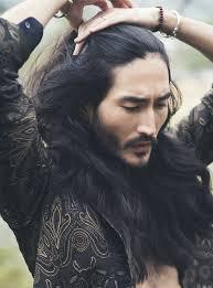 1001 Idées Coiffure Homme Cheveux Longs Crinière