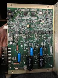 need help haas 4015 servo brushless amplifier no part number at sight that i recognize upon searching for the numbers etched on the pcb i found at a similar looking amplifier that goes by the