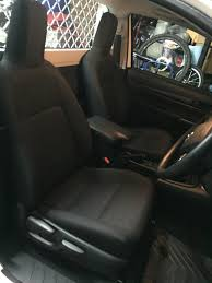 black duck seat covers provide the best protection and are suitable for toyota hilux sinle cab