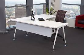 modern office desk white. customized commercial modern high tech executive wooden office desk ceo table design white