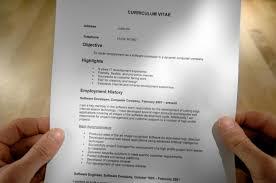 Resume - CV Document Translation Service