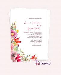 free photo invitation templates 217 best wedding invitation templates free images on pinterest