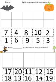 FREE maths ordering worksheets | preschool | Pinterest | Free math ...