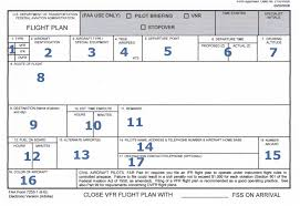 Faa Ifr Flight Plan Format - All The Best Flight In 2018