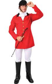 Adult Fox Hunter Uniform Costume