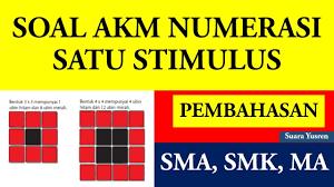 Contoh soal akm smp/mts beserta jawabannya. Get Contoh Soal Akm Sma Kelas 11 Numerasi Images Skuylahhu