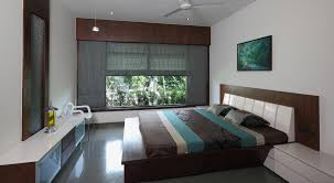 Modern Bedroom Blinds Gallery Of Dual House Vpa Architects 1