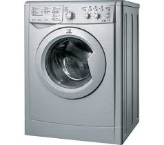 Washing Drying Machine Buy Indesit Ecotime Iwdc 6125s Washer Dryer Silver Free