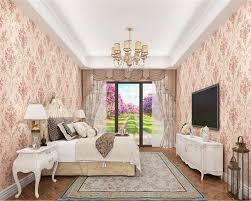 Beibehang American Pastoral Alte Große Blume Feine Presse Vlies 3d Tapete Schlafzimmer Wohnzimmer Tv Hintergrund Behang