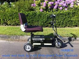a picture later of homemade scooter